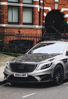 Mercedes S-class 1000BHP