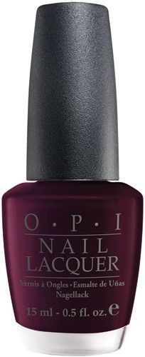 OPI Nail Polish NLR59 Midnight in Moscow