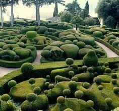 Marqueyssac Gardens Vézac, France