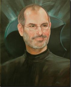 Jobs by Min Li, my former painting teach