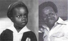 "William Thomas as as Buckwheat from ""Our Gang"" The Little Rascals. William Thomas died at age 49 of a heart attack."