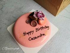 Joannie Chan 在 Instagram 發佈了帖子:「 Birthday cake 🎂 #homebaked #mangomousse #pastry #birthdaycakes #entrement #markhamcakes #甜點  #生日蛋糕 」 • 查看 @joannie_chan 發佈在個人檔案上的所有相片和影片。 Happy Birthday, Happy Brithday, Urari La Multi Ani, Happy B Day