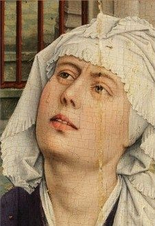 And here. Rogier van der Weyden