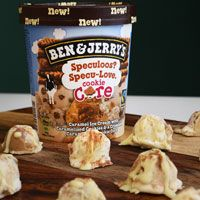 Resepti: jättimäiset suklaaraekeksit   Ben & Jerry's