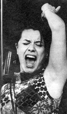 Elis Regina (picture selected by Ikira Baru, Latin heritage singer. www.ikirabaru.com)