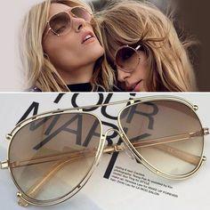 ★★★★★ Sale 2016 New Oval Sunglasses #Women Brand Designer Coating Sunglasses #Fashion #DIY #Sale #Hot #Summer #Cool #2016 #Vintage #Luxury #Sunglasses