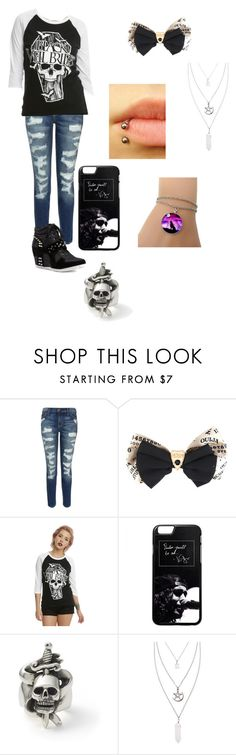 """Untitled #24"" by steph62931 ❤ liked on Polyvore featuring Current/Elliott"