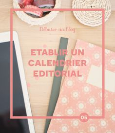 Etablir un calendrier éditorial - Hellonobo.com