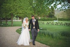 Bride in Marianne by Naomi Neoh | Groom in Traditional Tails Morning Suit | Rustic Wedding At The Tithe Barn Petersfield | Classic Wedding Attire | Images From Guy Collier Photography | Wedding Film By White Star Pictures | http://www.rockmywedding.co.uk/rozie-tom/