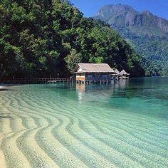 Ora Beach Seram Island, Indonesia