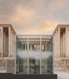 maison cartier combines scent with climate engineering for OSNI installation in paris | Netfloor USA