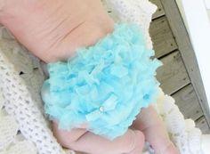 Light Blue Bloomers