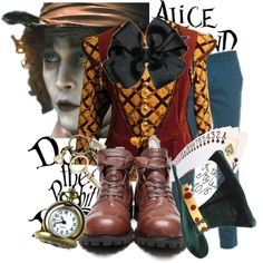 diy mad hatter costumes - Google Search