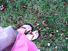 Don't kill the grass beneath your feet