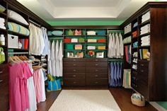 Amazing closet!