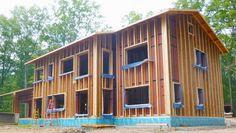 Keffer Residence Passive House - RPA (Richard Pedranti Architect)