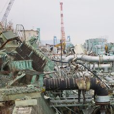 What You Should and Shouldn't Worry about after the Fukushima Nuclear Meltdowns:  Scientific American fukushima-daiichi