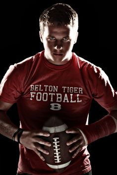 Senior Picture Ideas For Guys Football | Kristian Ratnam Photography ... | senior picture ideas
