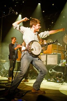 Winston Marshall of Mumford & Sons... | Mumford & Sons Blog