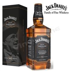 Jack Daniel's Master Distiller 2 Good Whiskey, Scotch Whiskey, Bourbon Whiskey, Whisky Jack, Jack Daniels Quotes, Jack Daniels Bottle, Strong Drinks, Tennessee Whiskey, Jack And Jack