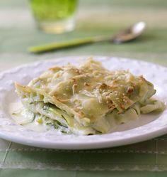 Gratin de ravioles aux courgettes, façon Weight watchers - Recettes de cuisine Ôdélices