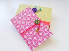DIY Pinterest: notitieboekjes ( give-away)