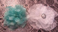 I make these cute dryer sheet flowers and love them. One dryer sheet per flower. A great embellishment for my cards and scrapbooking mini albums. Can make al...