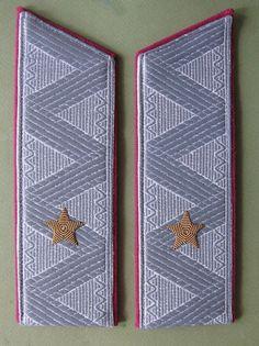 Original Ukrainian General Shoulder Straps Military Epaulettes Army Ukraine #4