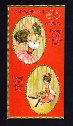 Christmas Card ~ (EN 32)