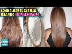 Como Alisar el Cabello con Bicarbonato de forma Natural - Salud y Algo Más - YouTube