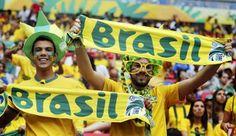 ONZE!FUTEBOL: Você torcerá pelo Brasil nesta Copa?