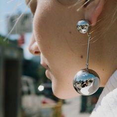 Just love these statement danglers #love #fashion #jewellery #jewelry…