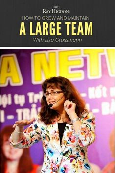 How do you grow and maintain a HUGE Network Marketing Team? Here I interview, Lisa Grossmann and she shares her secrets for maintaining her empire. Social Media Digital Marketing, Marketing Words, Marketing Program, Marketing Software, Marketing Consultant, Social Marketing, Internet Marketing, Online Marketing, Marketing Ideas
