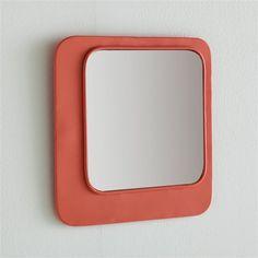 Image Miroir métal coloré, Iodus La Redoute Interieurs