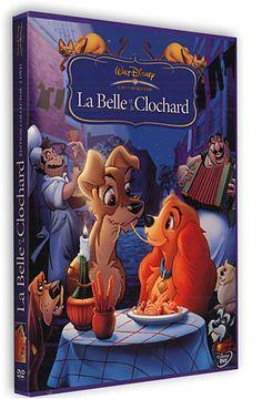 La Belle et le Clochard - Edition simple