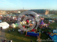 October beer festival in Ostrava