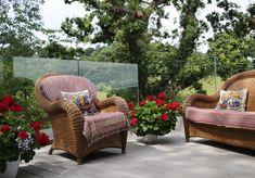 How tranquil does this look? We love our Grey VertiGrain 😍   #decking #flooring #love #beautifuldecking #summer