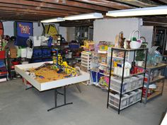 1000 images about organize my basement storage room on for Basement storage ideas ikea