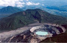 VARIEDADES: Volcán Poás