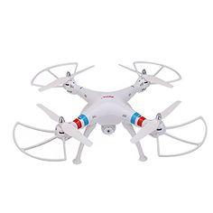 GoolRC SYMA X8C 2.4G 4CH 6-Axis Gyro RC Quadcopter RTF Drone con 2,0 MP HD cámara velocidad modo sin cabeza y eversión 3D - http://www.midronepro.com/producto/goolrc-syma-x8c-2-4g-4ch-6-axis-gyro-rc-quadcopter-rtf-drone-con-20-mp-hd-camara-velocidad-modo-sin-cabeza-y-eversion-3d/