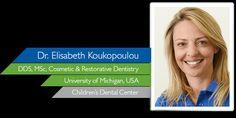 Specialist Prosthodontist Dr. Elisavet Koukopoulou Dentist - Dr. Michael's Dental Clinic