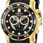 Today big price less amazon (86%) off Invicta Men's 6981 Pro Diver Collection Chronograph Black Dial Black Dress Watch where list price $795.00 Sales  just $113.57 Big save you $681.43 Plus, standard shipping is free order of $35+