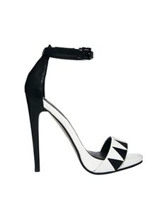 Image 1 ofASOS HELLRAISER Heeled Sandals...need these.