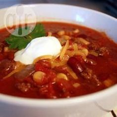 Mexikanische Tacosuppe @ de.allrecipes.com