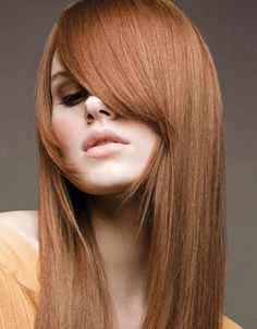 U like this hair? Soft and smooth light brown hair extension. Get you more glamorous in minutes. Easy Hairstyles For Long Hair, Different Hairstyles, Trendy Hairstyles, Weave Hairstyles, Straight Hairstyles, Ginger Hair, Hair Pictures, Red Hair, Brown Hair