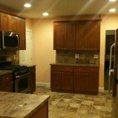 My finished kitchen!