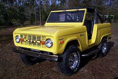 1977 Ford Bronco Pickup Truck