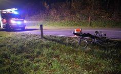 Radfahrer bei Verkehrsunfall auf der Rieder Straße in Hofkirchen an der Trattnach schwerst verletzt
