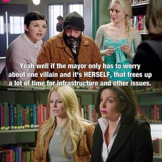 Haha...Regina's facial reactions are priceless in this scene