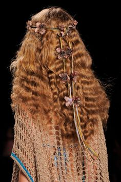 Anna Sui spring 2014 | The House of Beccaria#